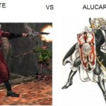 GamerSushi Face Off: Dante vs. Alucard