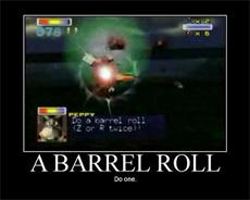 barrelroll