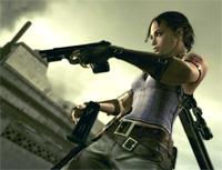 Sheva in Resident Evil 5