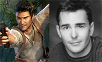Nolan North in Uncharted 2