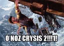 Uncharted 2 Vs Crysis 2