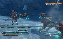 FF 13 Battles