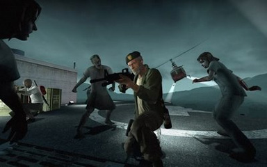 Left 4 Dead No Mercy
