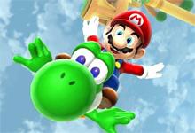 Super Mario Galaxy 2 Yoshi