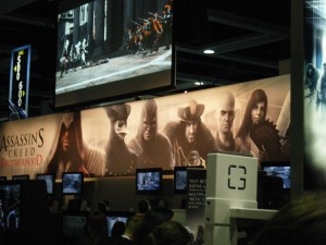 PAX 2010 Assassin's Creed Brotherhood Booth