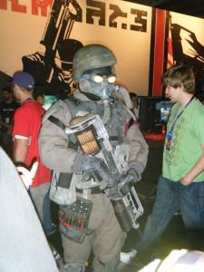 PAX 2010 Killzone 3 Helghast