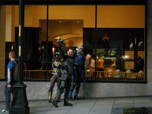 PAX 2010 Mass Effect 2 Cosplay