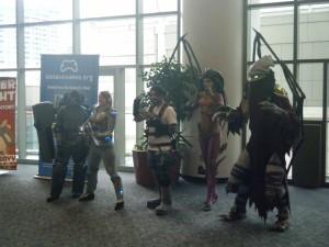 PAX 2010 StarCraft 2 Cosplay
