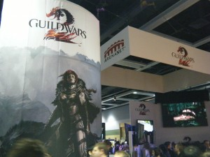 PAX 2010 Guild Wars 2 Booth