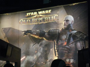 PAX 2010 The Old Republic Booth