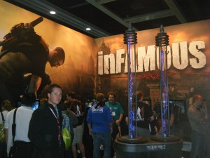 PAX 2010 Infamous Booth