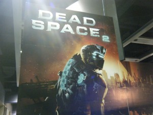 PAX 2010 Dead Space Booth