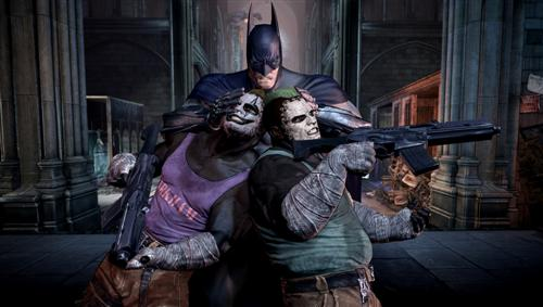 batman arkham city review