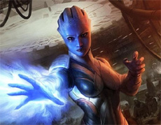 Mass Effect 2 Liara