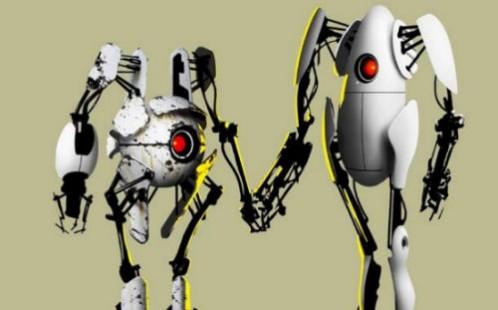Portal 2 co-op PAX 2010
