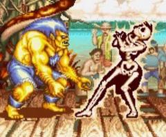 Blanca vs. Chun Li