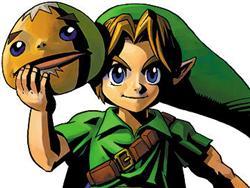 Link Majora's Mask