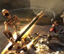 Castlevania Combat