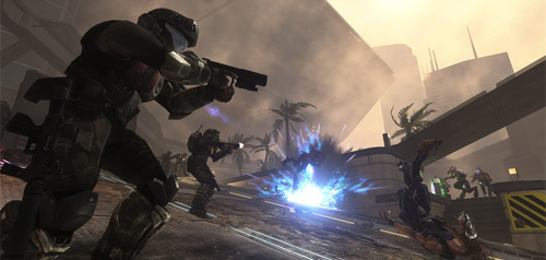 Halo Firefight