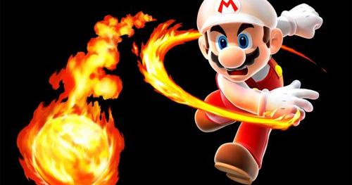 Mario Fire Flower