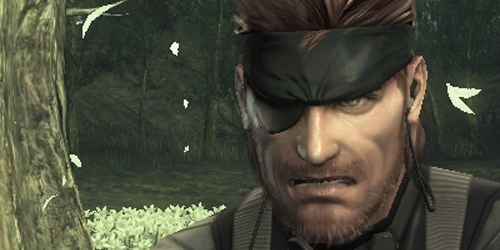 Metal Gear Solid 3 3DS