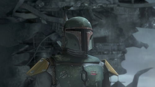 the force unleashed 2 boba fett