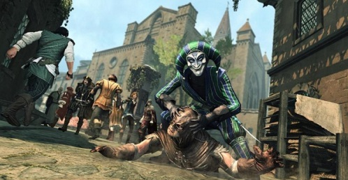 Assassin's Creed Brotherhood Multiplayer