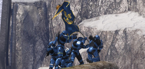 Halo 3 Band of Bros