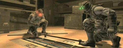 Splinter Cell: Conviction co-op