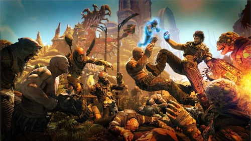bulletstorm duty calls spoof