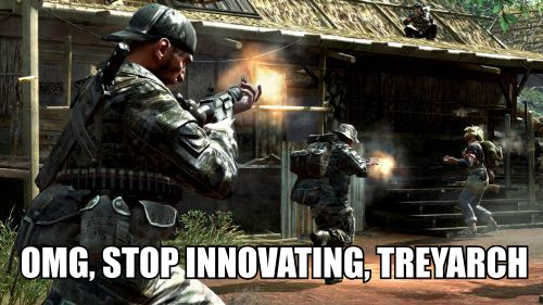 treyarch angry gamers