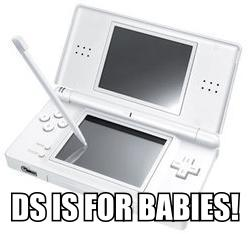 sony ds babysitting tool