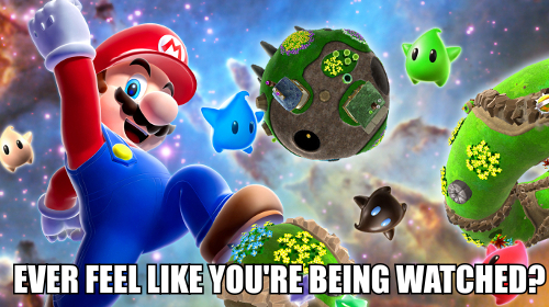 super mario galaxy 2 urban legends