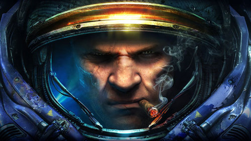 gamersushi game night starcraft 2