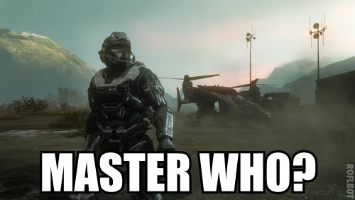 halo lost its way