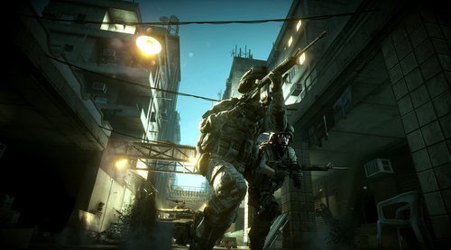 battlefield 3 co op mode
