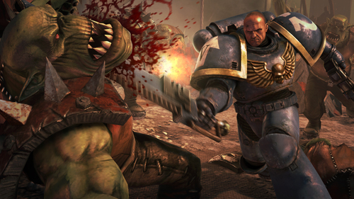 warhammer 40,000 space marine review