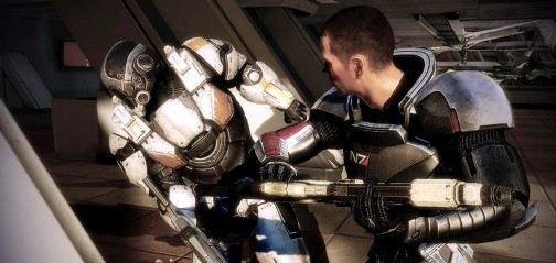 mass effect 3 single player