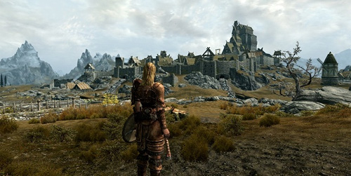 Skyrim Whiterun