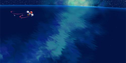 Mario Galaxies