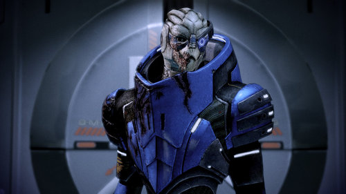 games characters we fell in love with garrus vakarian