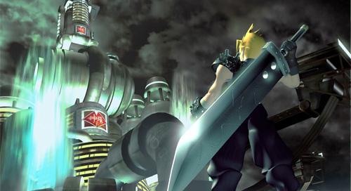 Final Fantasy 7 Midgar
