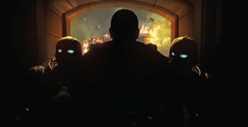 Gears of War Game Informer