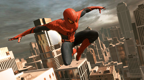 amazing spider-man game