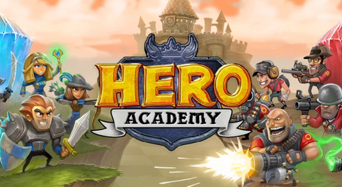 Hero Academy steam
