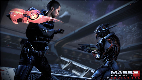 mass effect 3 leviathan dlc