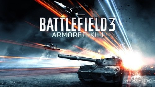 battlefield 3 armored kill impressions