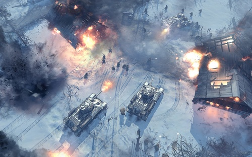 company of heroes 2 pre-order reward tiers