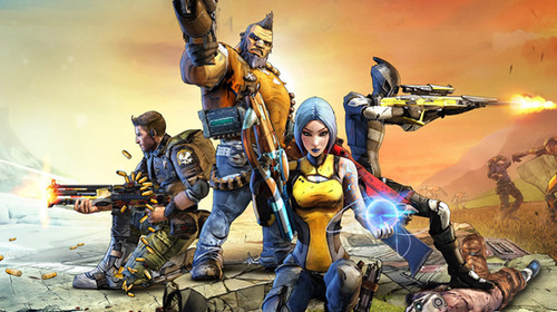 borderlands 2 impressions