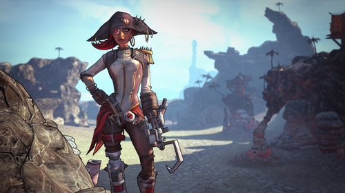 borderlands 2 dlc captain scarlett and her pirate&#039;s booty